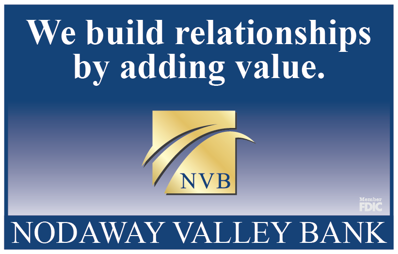 We Build Relationships by Adding Value Slide with Logo